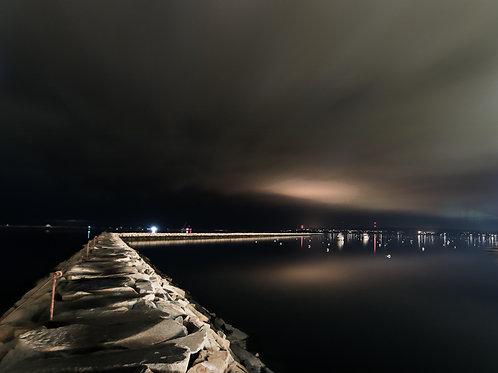 Stillness of the Inner Harbor