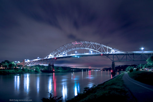 Sagamore Bridge Blue Hour