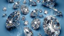 Hands full of Diamonds