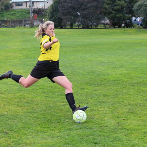 Rosco's Bulk Yard FUAFC women'sfirst team(Manawatu Premiership)