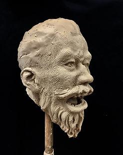 Head of Gurkhas