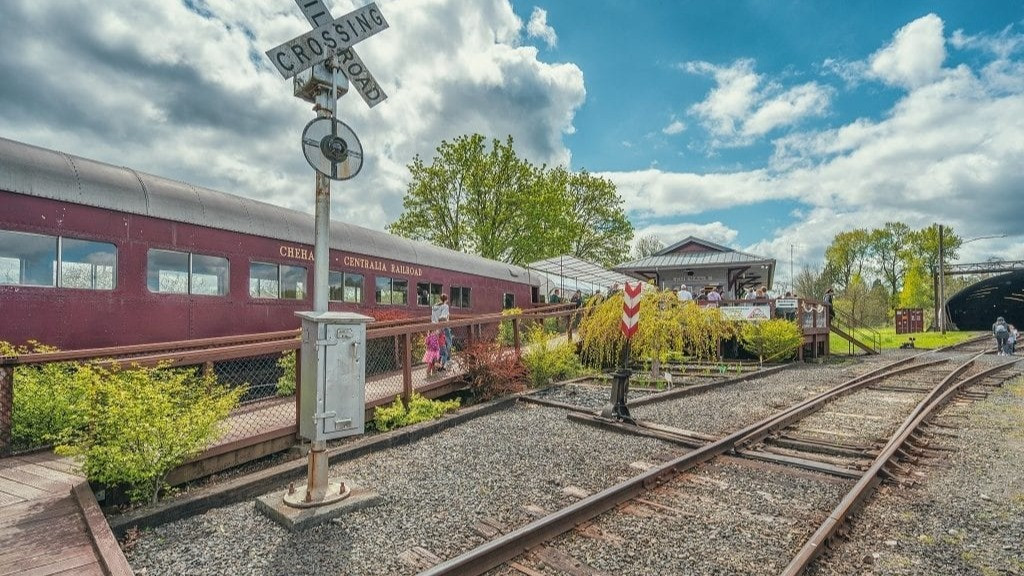 Historic Chehalis Railroad Experience