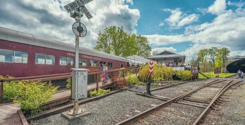 Historic Chehalis Railroad Experience