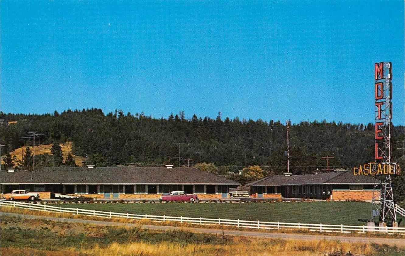 Historic Cascade Motel