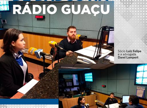 Proteção de Dados na Rádio Guaçu