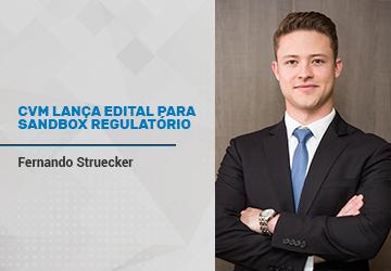 CVM lança edital para sandbox regulatório