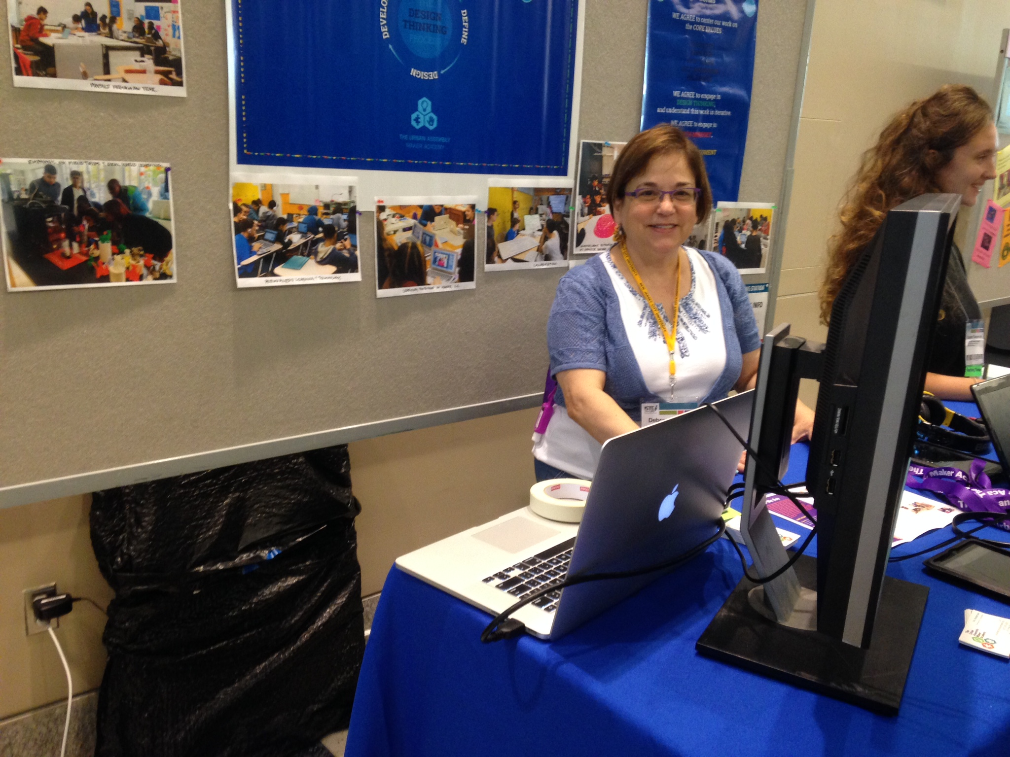 UA Maker ISTE 2015 Poster Session