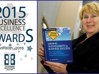 Jayne Pilot, Business Excellence Award Nominee – International Ambassador