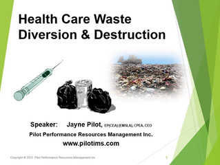 What % of Waste from Health Care goes as Biomedical Waste?