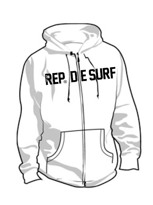 Rep. de Surf Hoodie