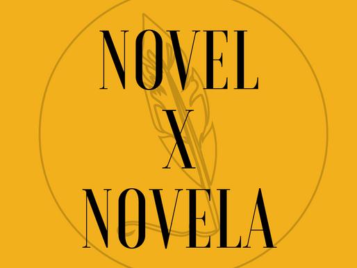 Novel x Novela