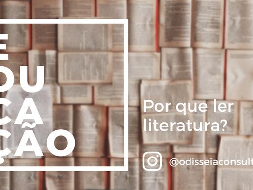Por que ler literatura?