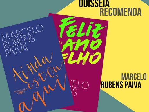 Odisseia Recomenda: Marcelo Rubens Paiva