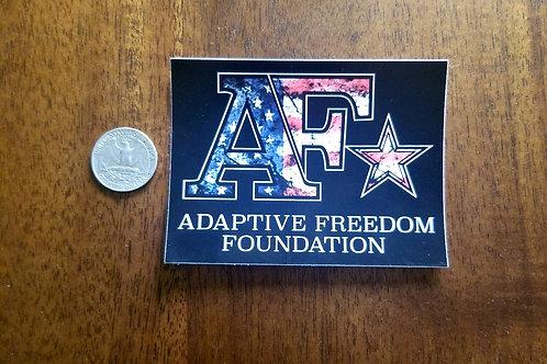 AF Flag Sticker