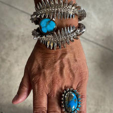 """Spikes"" Jewelry set"