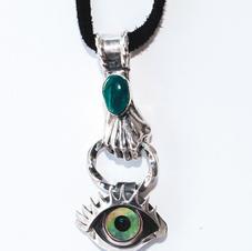 SM Eye Pendant