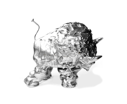 Small Stainless Steel Buffalo  View#7