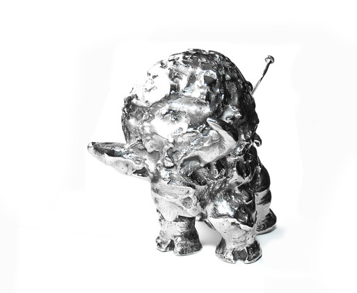Small Stainless Steel Buffalo  View#6