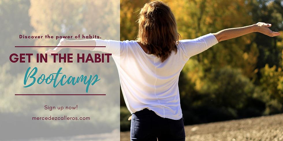 Get In The Habit - FREE TALK