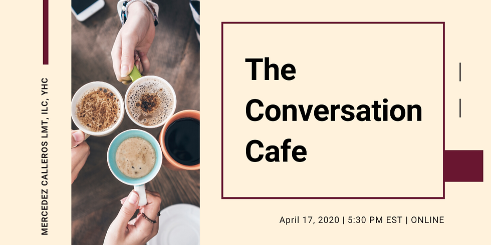 The Conversation Cafe