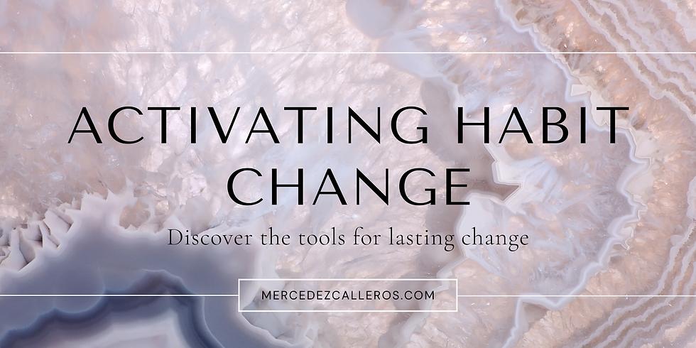 Activating Habit Change Workshop