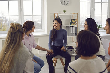bigstock-Happy-Women-Sitting-In-Circle--