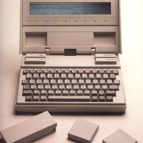 MicroOffice Laptop