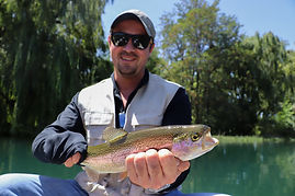 Fly Fishing in Mendoza