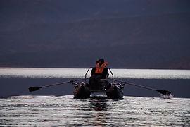 Pesca Flotada en Potrerillos