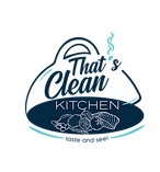 That's Clean Kitchen Logo - Navy.png