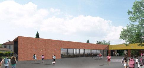 Ecole Canonges - Pamiers