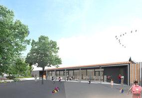 Ecole - Auriac-sur-Vendinelle