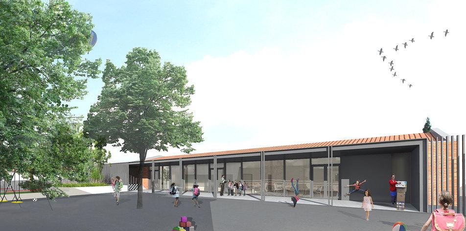 Ecole Auriac sur Vendinelle