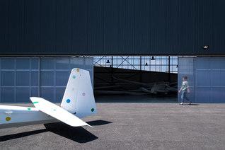 Hangar d'aviation - Condom