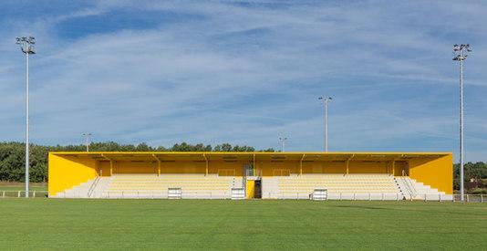 Stade Municipal - Salvetat Saint Gilles