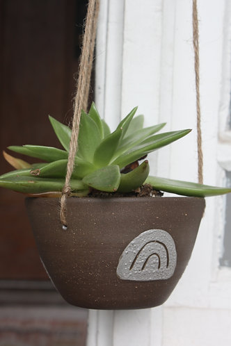 hanging arches planter