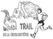 Logo Trail de la Crox des Têtes