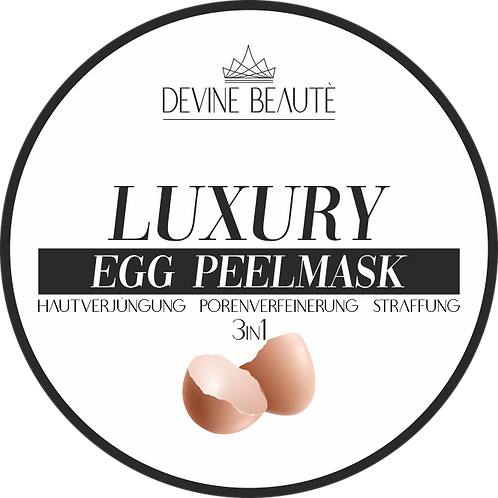 LUXURY Egg Peelmask 50 ml