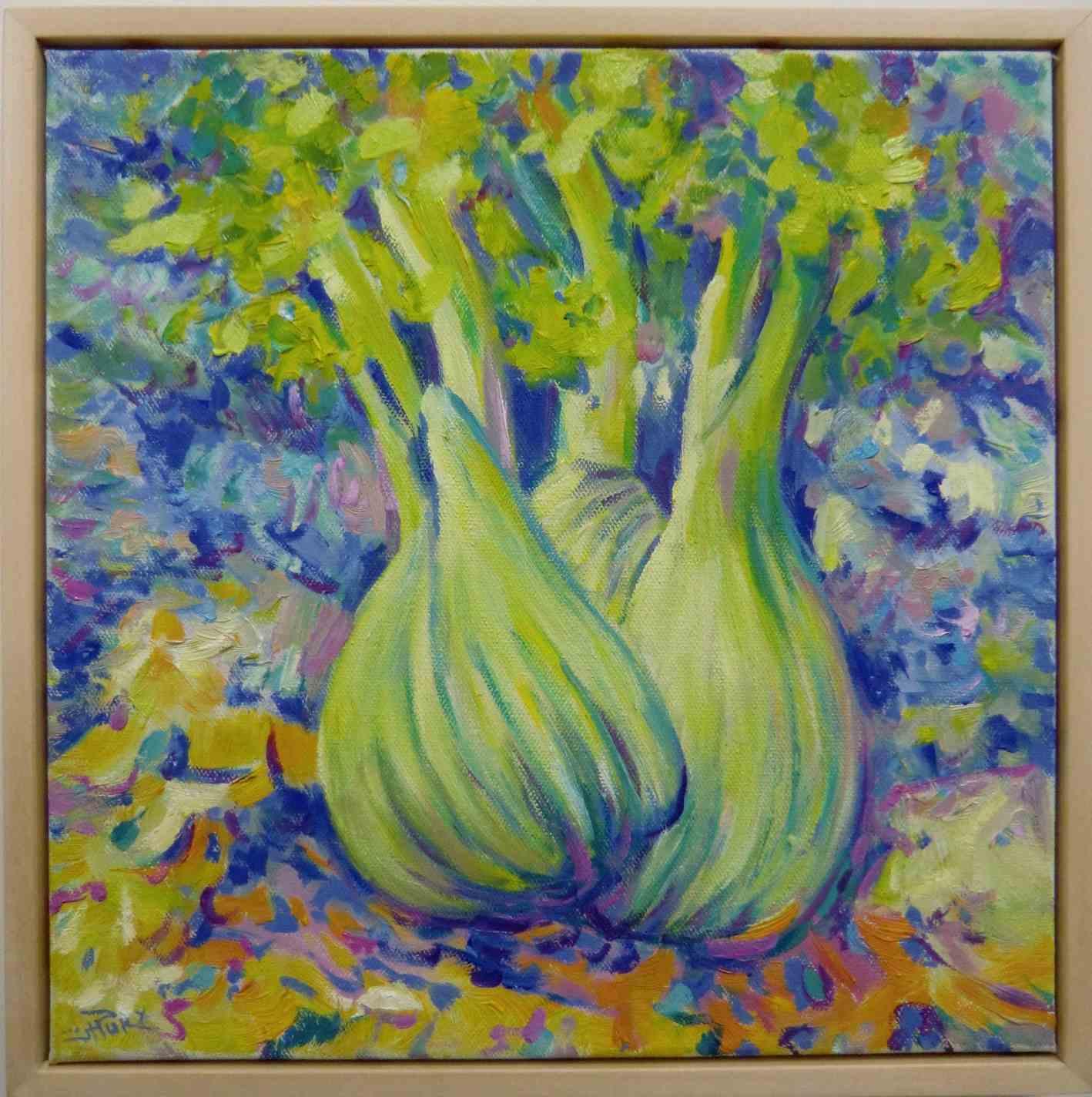 zwei-fenchelknollen-impressionistisch