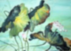 lotus-auf-japanpapier-gross-hell-aqua-pu