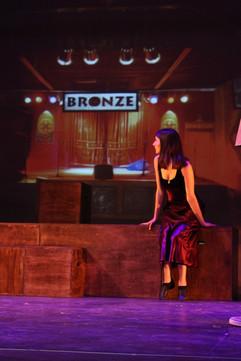 Dawn Awaits Rescue at The Bronze