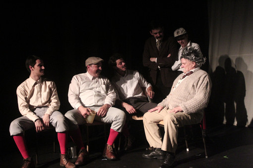 The Grays meet Mark Twain