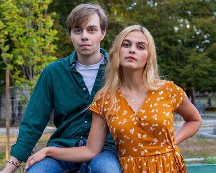 Xander and Anya