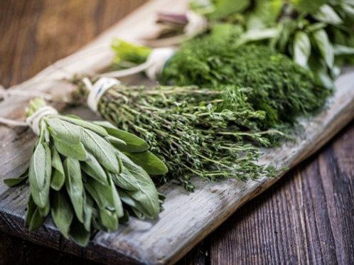 Panier d'Herbes Aromatiques