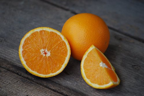 Orange valencia late