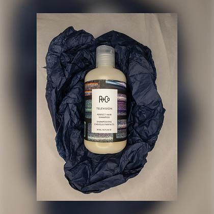 TELEVISION Perfect Hair Shampoo - For beautiful, healthy, camera-ready hair.