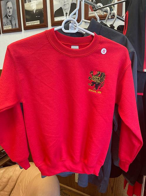 Crew Neck Sweat Shirt