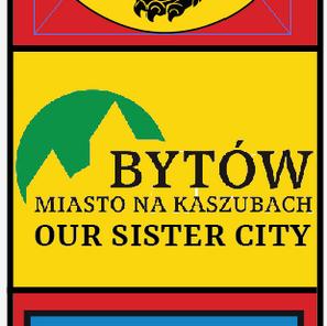 Sister City banner