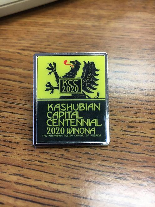 KCC Pin