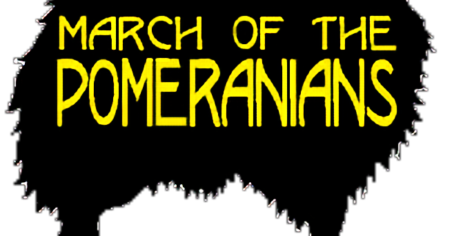 March of the Pomeranians